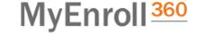 myenroll 360 logo